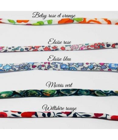 Liens liberty pour bracelet personnalisé par Anne L'Or