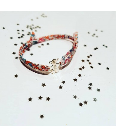 Little people bracelet for personalised gift by Anne L'Or London