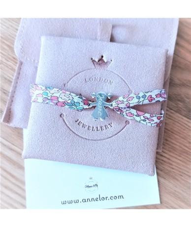 Little people bracelet packaging handmade and personalised jewellery by Annelor London 2